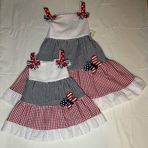 Emily Rose butterfly dress